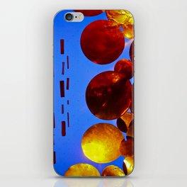 Black Hole Sun iPhone Skin