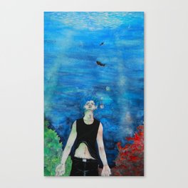 Asphyxiate Canvas Print