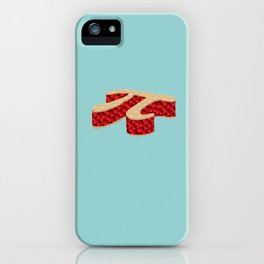 Pi Pie iPhone Case