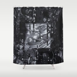 QSTN/QSTN Shower Curtain