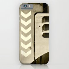 Road Roller Chevron 05 - Industrial Abstract (everyday 22.01.2017) iPhone 6s Slim Case