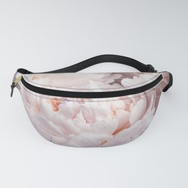 Floral Photography | Peony Pink Cluster | Flowers | Botanical | Plant Fanny Pack
