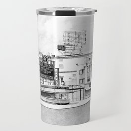 Old Tiger Stadium | Detroit Michigan Travel Mug