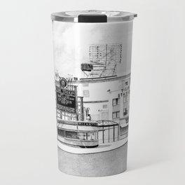 Old Tiger Stadium | Detroit Michigan Travel Mug