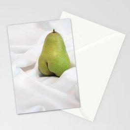 Tasteful Porn: Pear #1 Stationery Cards