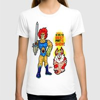 thundercats T-shirts featuring SNARF!  The greatest of ALL The Thundercats...  Way cooler than Lion-O! by beetoons