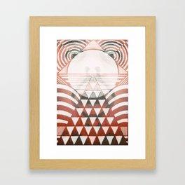 I've Seen Some Things Framed Art Print