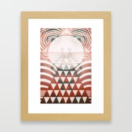 I've Seen Some Things Framed Art Print