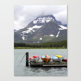 EVERYBODY IN Canvas Print