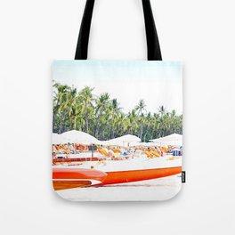 Mauna Kea Outriggers Tote Bag
