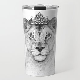 The Queen Travel Mug