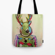 The Future Starts Slow  Tote Bag