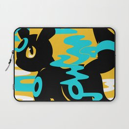 #197 - Umbreon (shiny ver.) Laptop Sleeve
