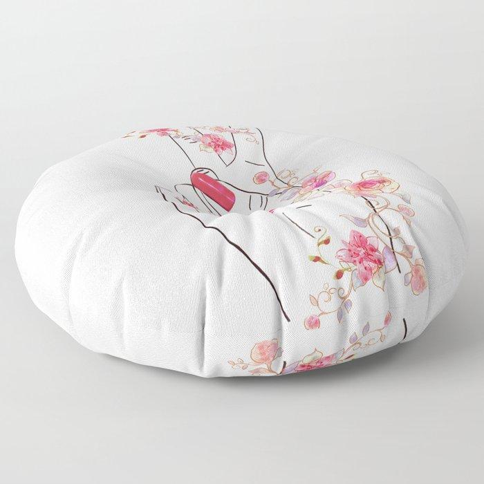 Peace Floor Pillow