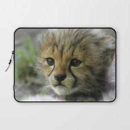 Cheetah_20150908_by_JAMFoto Laptop Sleeve