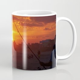 Emerald Isle NC - Sunset #1 Coffee Mug