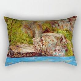 Chimney Rock Rectangular Pillow