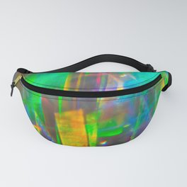 Prisms Play of Light 4 Fanny Pack