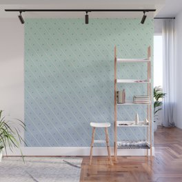 Stripes and Polka-dots Wall Mural