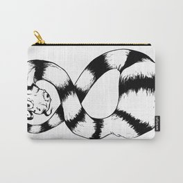 Snake Snack Infinite Carry-All Pouch