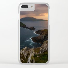 Slea Head, Co.Kerry - Ireand Print (RR 244) Clear iPhone Case