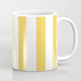 PRIMROSE YELLOW STRIPES Coffee Mug
