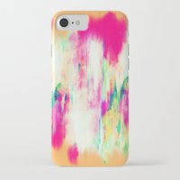 sia iPhone & iPod Cases featuring Electric Haze by Amy Sia