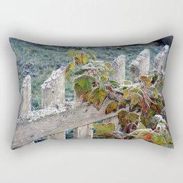 Climbing Over Rectangular Pillow