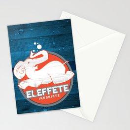 El Effete Stationery Cards
