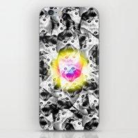 escher iPhone & iPod Skins featuring M. CMYKat. Escher by Alexander M. Peck