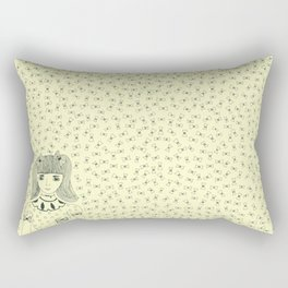 I am 'BOW'led over by you Rectangular Pillow