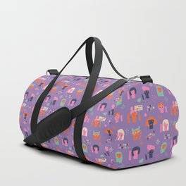 Girl power Duffle Bag