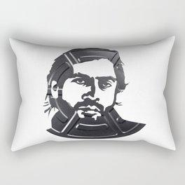 Javier Bardem Rectangular Pillow