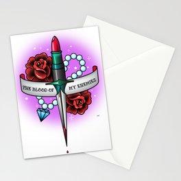 Lip Sticks Stationery Cards