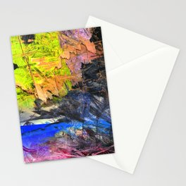 clean break Stationery Cards