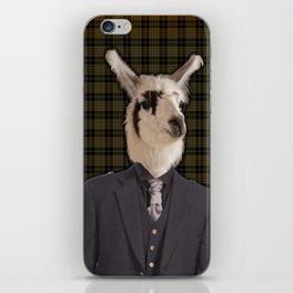 Lord Llama iPhone Skin