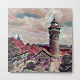 Nuremberg Castle Metal Print