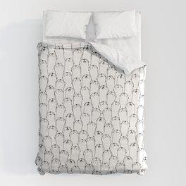 Otter pattern Duvet Cover