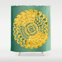 bow Shower Curtains featuring Bow Tie by DesignsByMarly