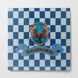 Ravenclaw Eagles Metal Print