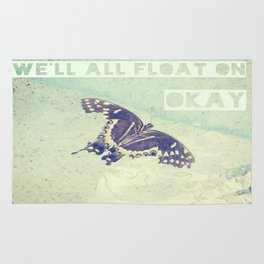 Butterfly Inspiration Rug