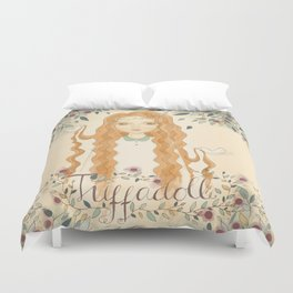 Queen Jodha Duvet Cover