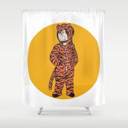 IDK Hamilton Shower Curtain