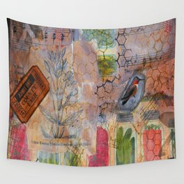Homesteading  Wall Tapestry