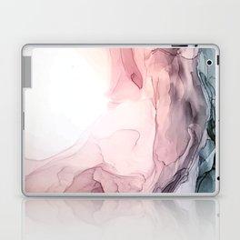 Blush and Blue Dream 1: Original painting Laptop & iPad Skin