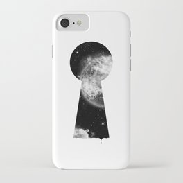 Key To The Stars iPhone Case