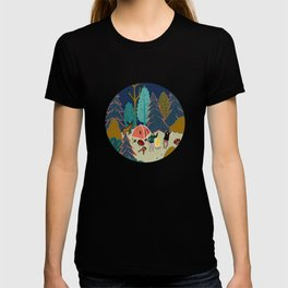 Welcome to Our Place in the Woods T-shirt