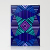 tapestry Stationery Cards featuring Tapestry  by Truly Juel
