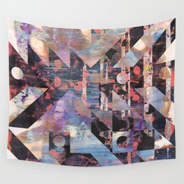 Where Does Outer Space End Wall Tapestry