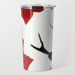 Connections in Nature Travel Mug